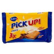 بیسکویت PICK UP مدل شکلاتی