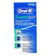 نخ دندان اورال بی Oral-B مدل Super Floss