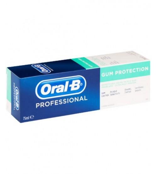 خمیردندان اورال بی مدل Gum Protection