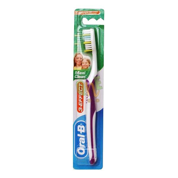مسواک اورال بی مدل Maxi clean 3effect