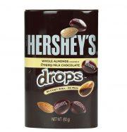 شکلات هرشیز با طعم شیر خامه بادام