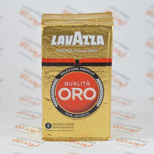 قهوه لاوازا lavazza مدل Qualita Oro