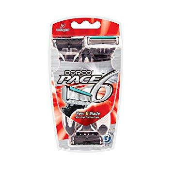 خودتراش چندبار مصرف Dorco Pace 6