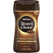 قهوه فوری بدون کافئین Taster's Choice مدل French Roast