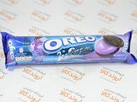 بیسکویت اوریو oreo مدل Ice Cream Blueberry