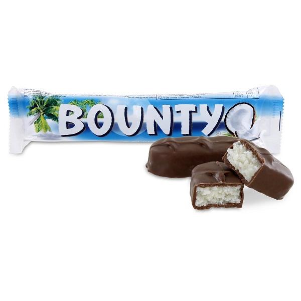 شکلات نارگیلی Bounty