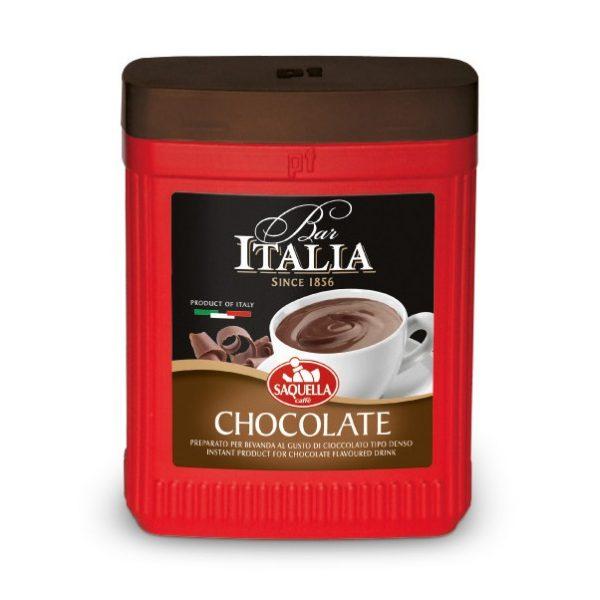 شکلات داغ Saquella مدل Bar Italia