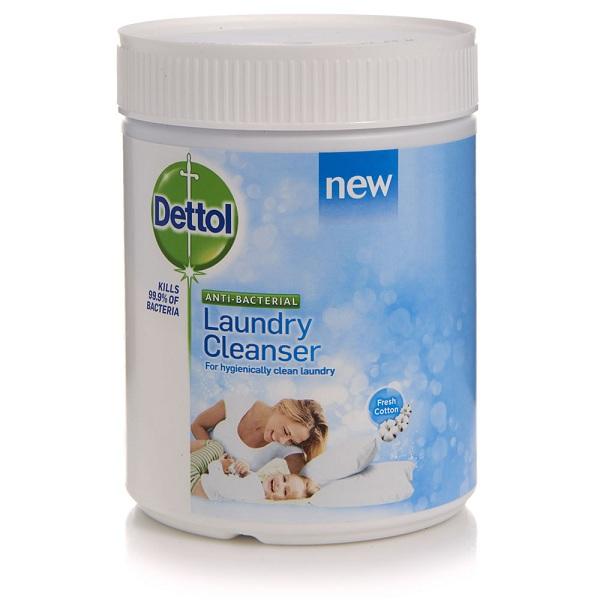 پودر لباسشویی آنتی باکتریال Dettol