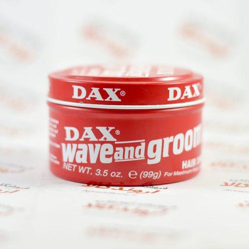 ژل مو داکس مدل wave & groom