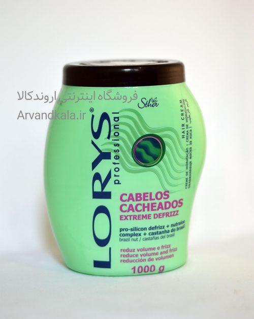 کرممو لوریس مدل CABELOS CACHEADOS