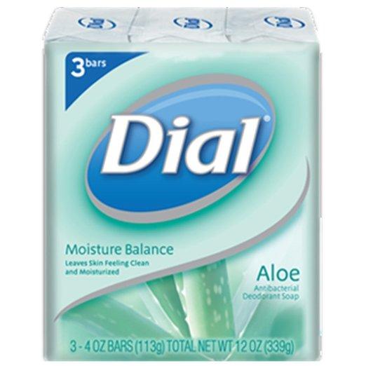 صابون دیال Dial مدل aloe