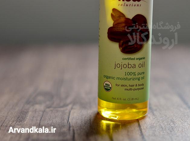 روغن جوجوبا خالص nowfoods
