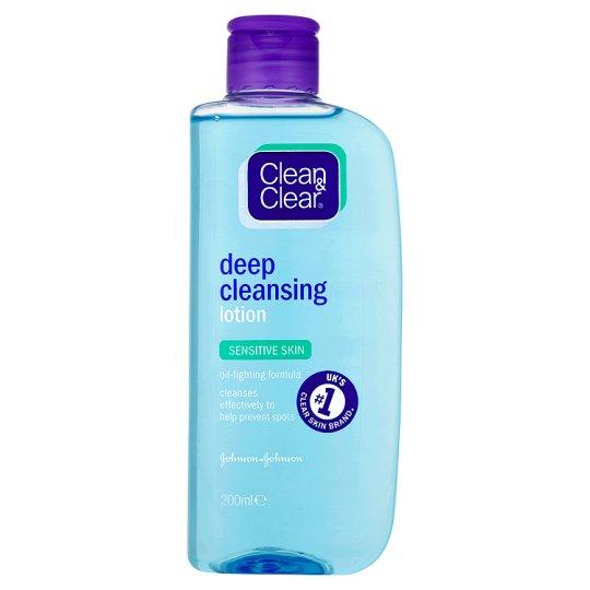 لوسیون پاک کننده Clean & Clear