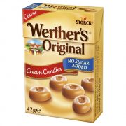 آبنبات بدون شکر Werther's original