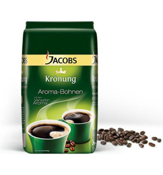 دانه قهوه جاکوبز مدل Kronung