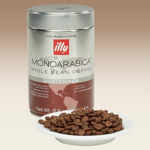 دانه قهوه ایلی illy مدل Guatemala