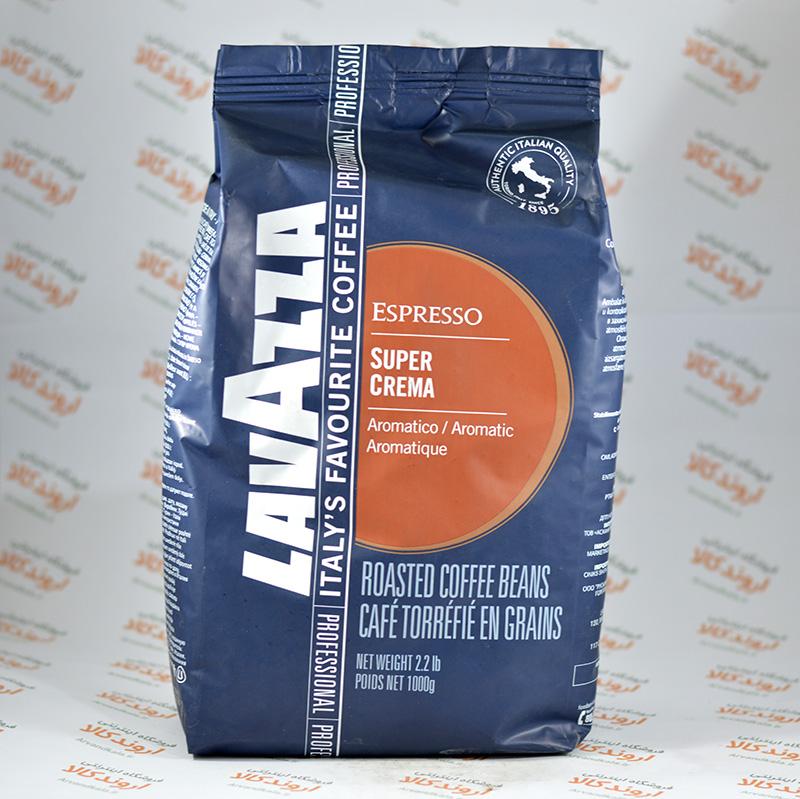 دانه قهوه لاوازا LAVAZZA مدل Grand Espresso