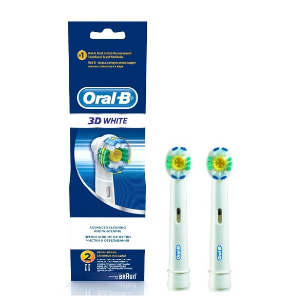 سری مسواک برقی Oral-B مدل 3D White