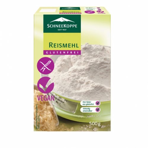 آرد برنج بدون گلوتن SCHNEEKOPPE