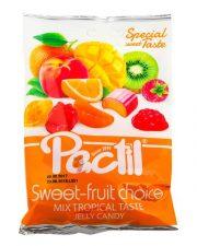 پاستیل میوه های استوایی pactil