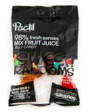 پاستیل میوه ای مخلوط pactil