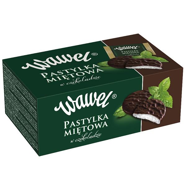 شکلات wawel مدل Mints