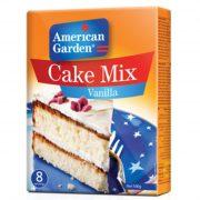 پودر کیک American Garden مدل Vanilla