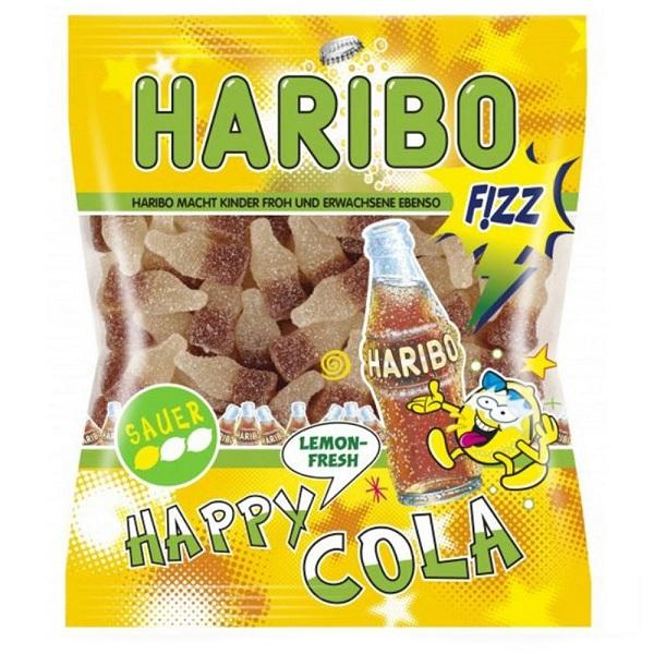 پاستیل هاریبو مدل Cola Lemon