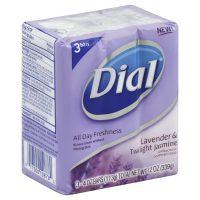 صابون Dial مدل Lavender