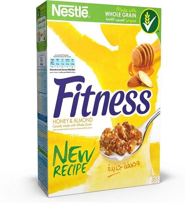 کورن فلکس رژیمی نستله fitness