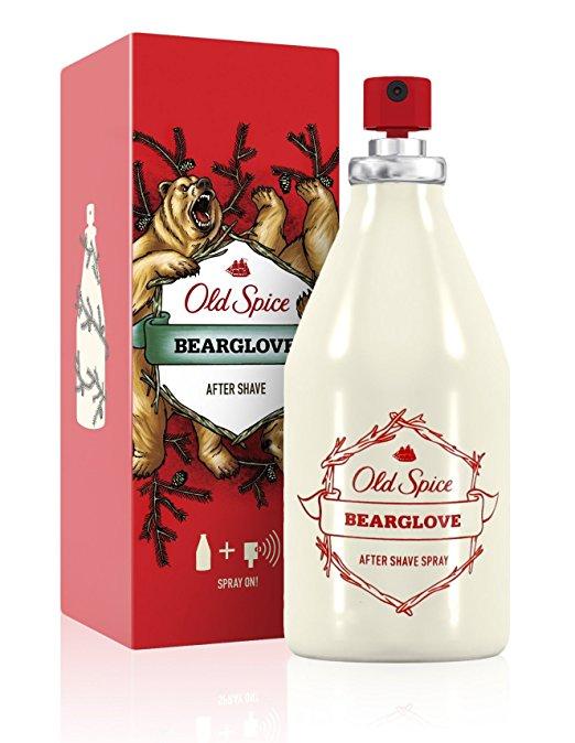 اسپری افترشیو Old Spice مدل Bearglove