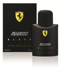 افترشیو Ferrari مدل Black