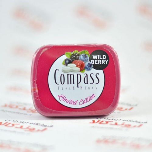 خوشبو کننده دهان Compass مدل Wild Berry