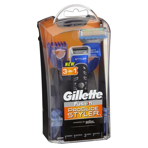 خودتراش Gillette مدل Fusion Power Styler