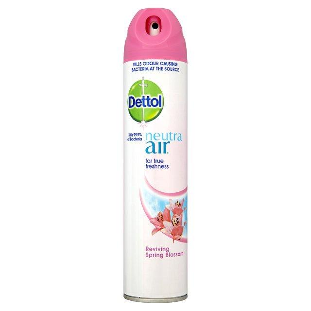 خوشبو کننده ضد باکتری هوا دتول
