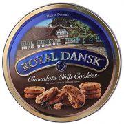 بیسکویت رویال دانسک مدل Chocolate Chip