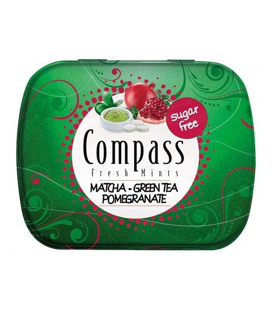 خوشبو کننده دهان Compass مدل Matcha