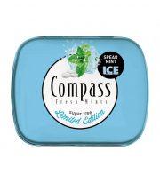 خوشبو کننده دهان Compass مدل Spear mint ice