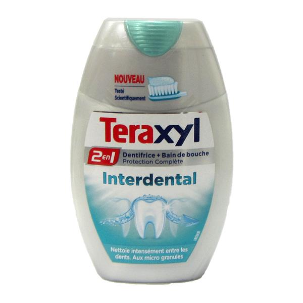 خمیر دندان دو کاره Teraxyl