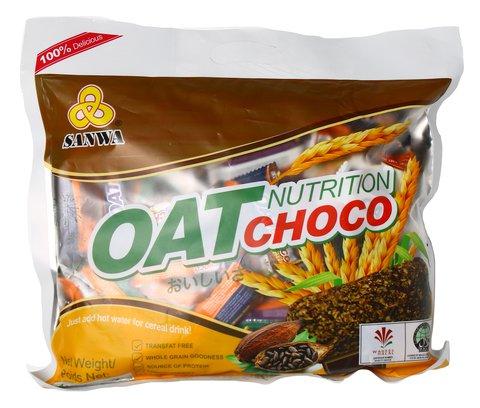 شکلات غلات رژیمی oat choco مدل Dark