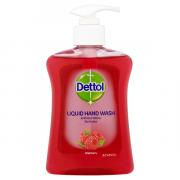 مایع دستشویی آنتی باکتریال با رایحه تمشک دتول (Dettol)