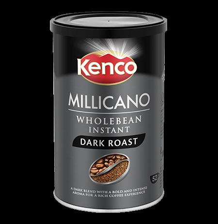 قهوه فوری Kenco مدل Dark Roast