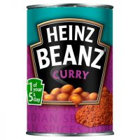 کنسرو لوبیا HEINZ مدل Curry