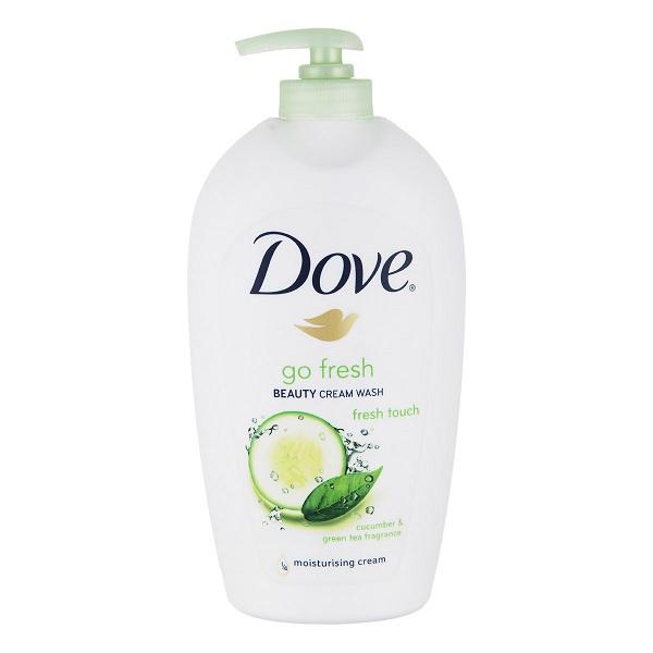 مایع دستشویی Dove مدل fresh touch