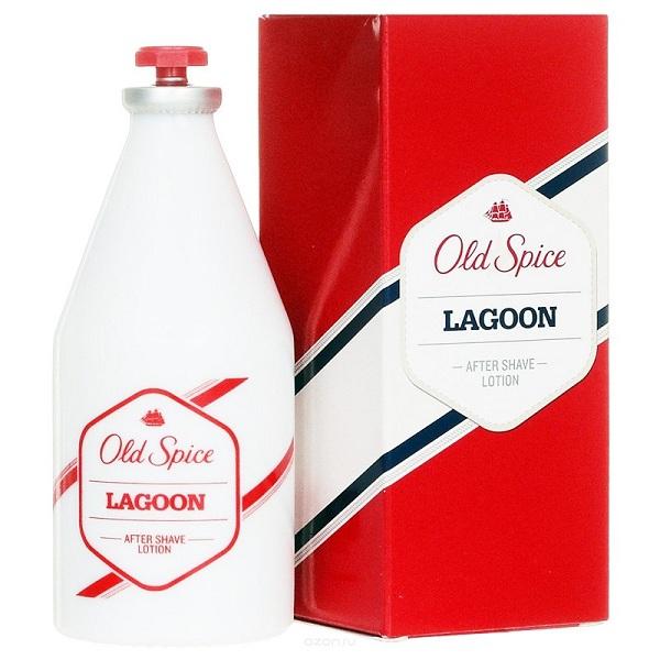 لوسیون افترشیو Old spice مدل LAGOON