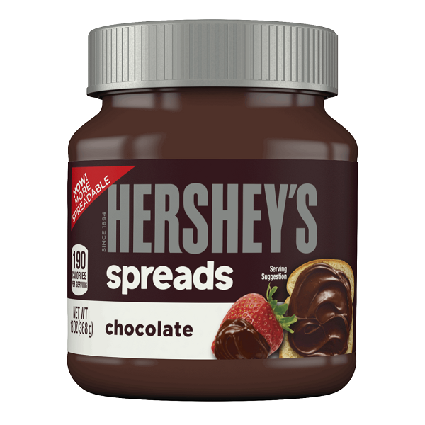 شکلات صبحانه هرشیز مدل Spreads