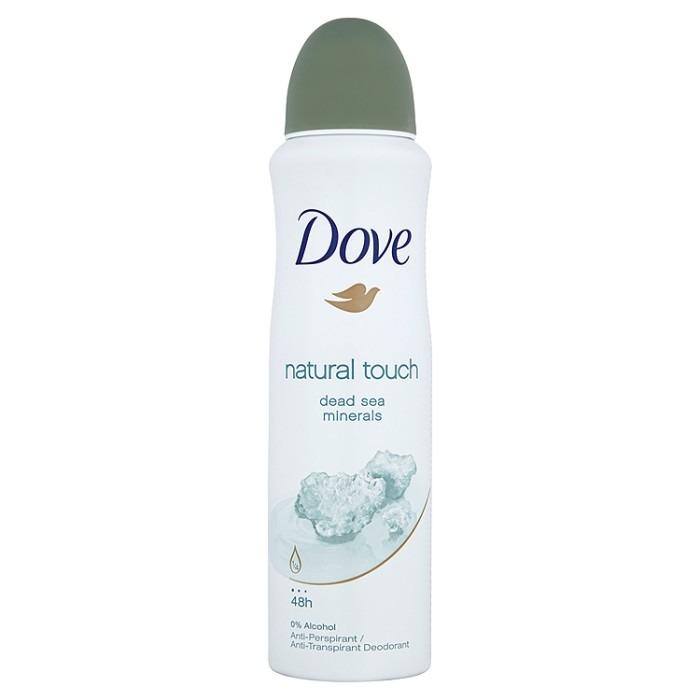 اسپری بدن داو Dove مدل natural touch