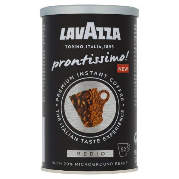 قهوه فوری لاوتزا مدل Prnotissimo medio