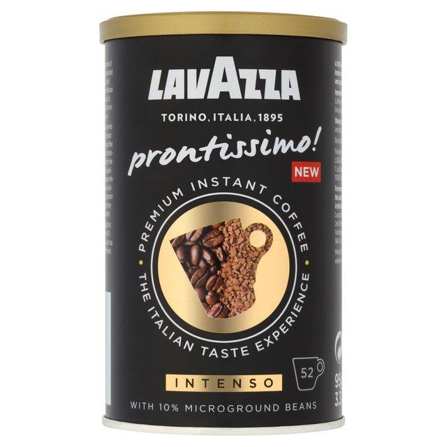 قهوه فوری لاوتزا مدل Prontissimo