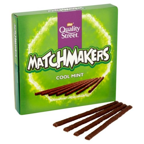 شکلات Quality Street مدل Matchmakers